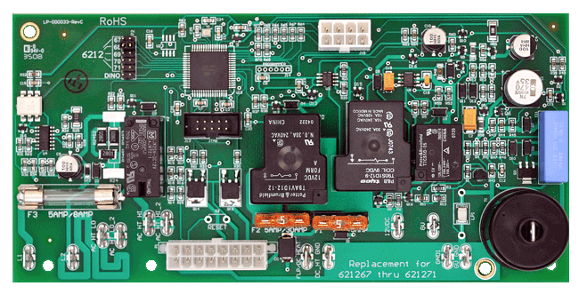 Dinosaur N series board